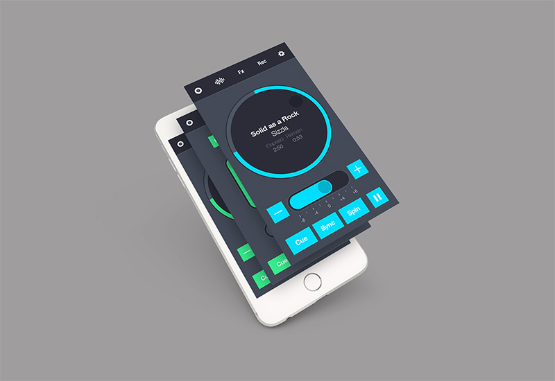 Simple DJ App