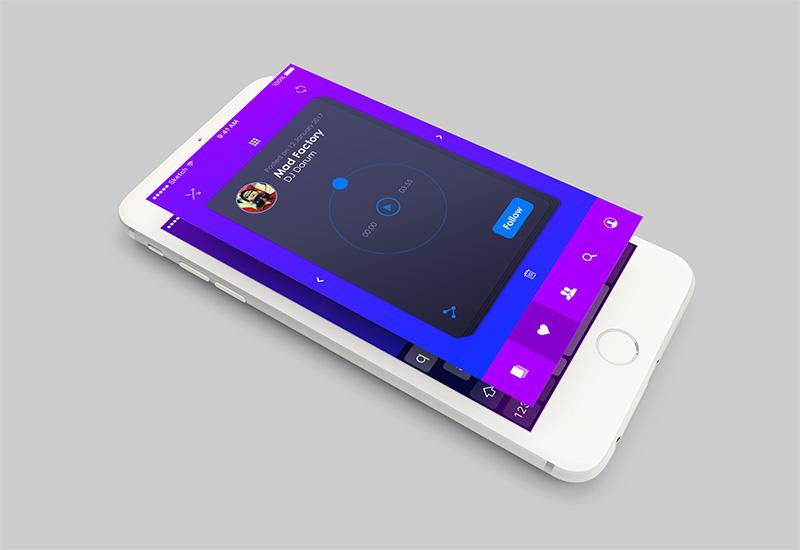 Muzideck App