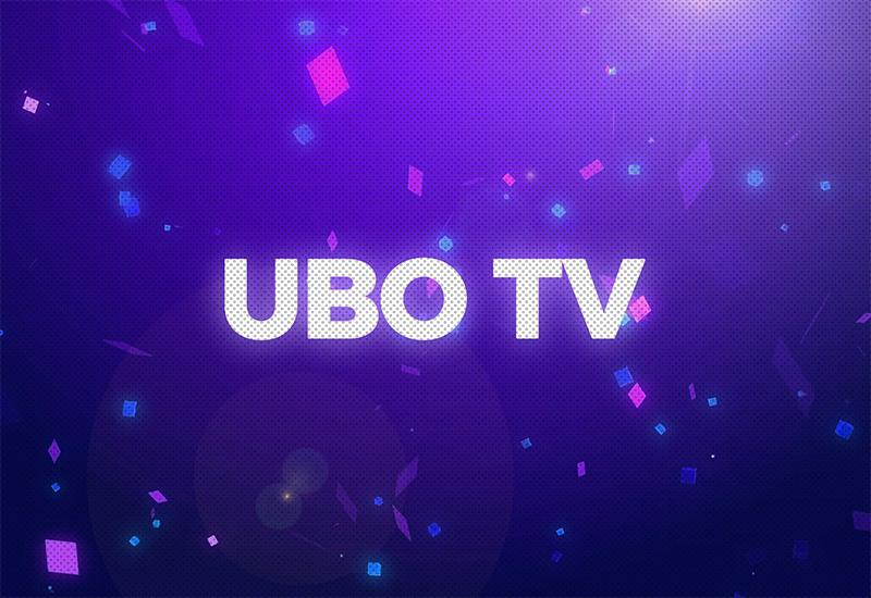 UBO TV Bumpers
