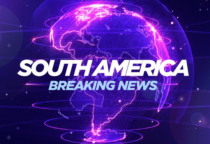 South America Breaking News Bumper